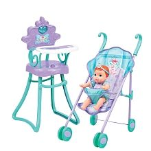 Disney Princess - My First Disney Princess - Baby Ariel Under the Sea Playset