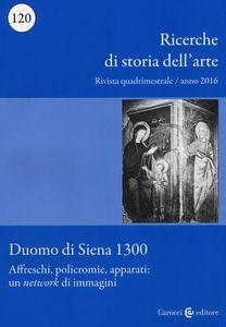 RICERCHE DI STORIA DELL'ARTE / Nuova Italia Scientifica. nº 120. + info: http://www.carocci.it/index.php?option=com_carocci&task=schedarivista&Itemid=262&id_rivista=6