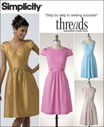 recently discontinued dress patterns from simplicity   Details about Simplicity 2591 Sewing Pattern Ladies Summer Dress Size ...