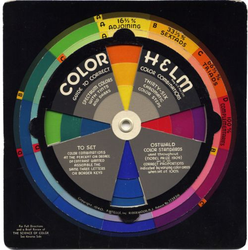 Color Helm, 1940