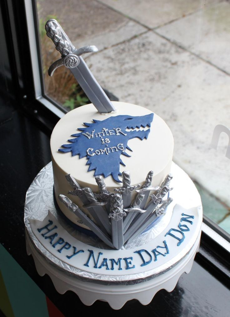 Game of Thrones Cake Designs