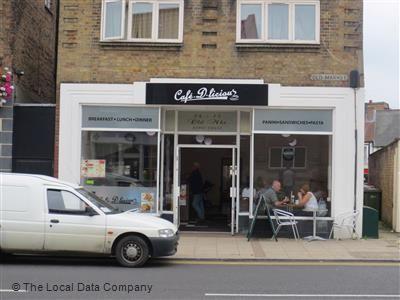 Cafe D-licious