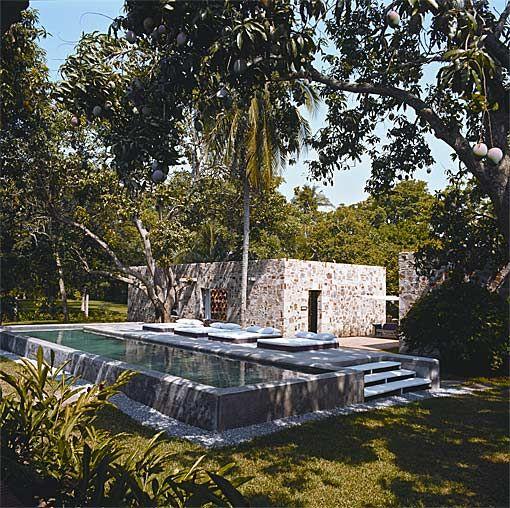 Simple Luxury - Small Hotel - Maison Couturier, San Rafael, Mexico