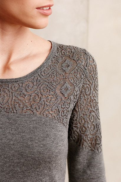 grey nettie pullover #anthrofave http://rstyle.me/n/sqbdnpdpe