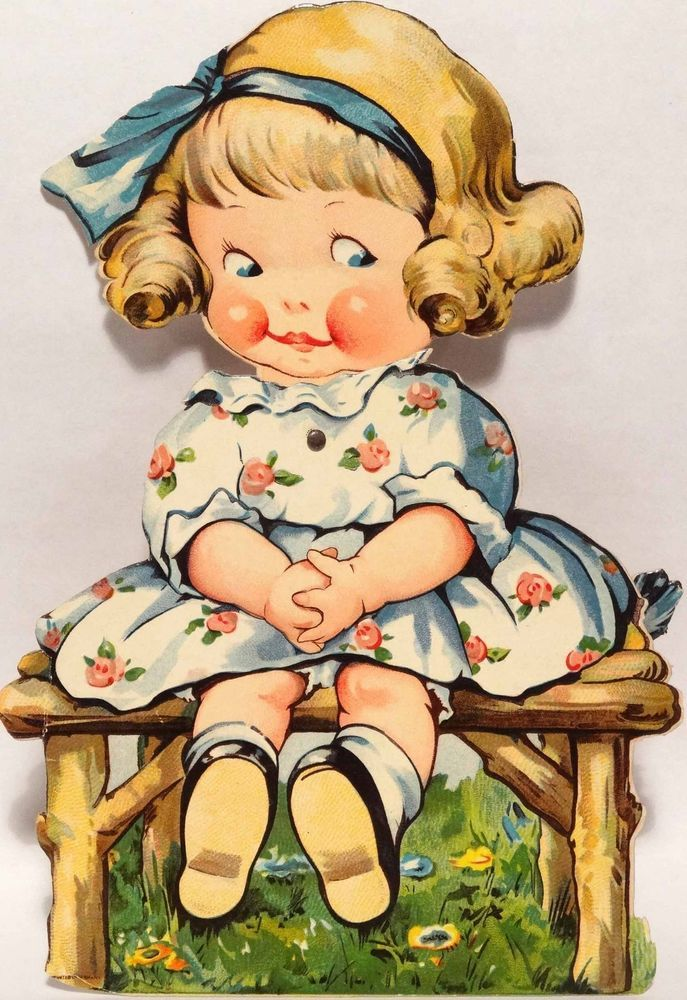 Charles Twelvetrees Valentine J1249 30s Pretty Girl