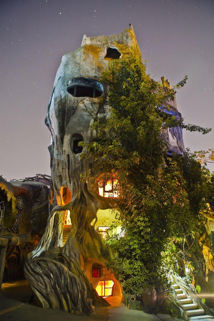 Vietnam Treehouse Part - 27: Hang Nga Guesthouse, Da Lat, Vietnam More