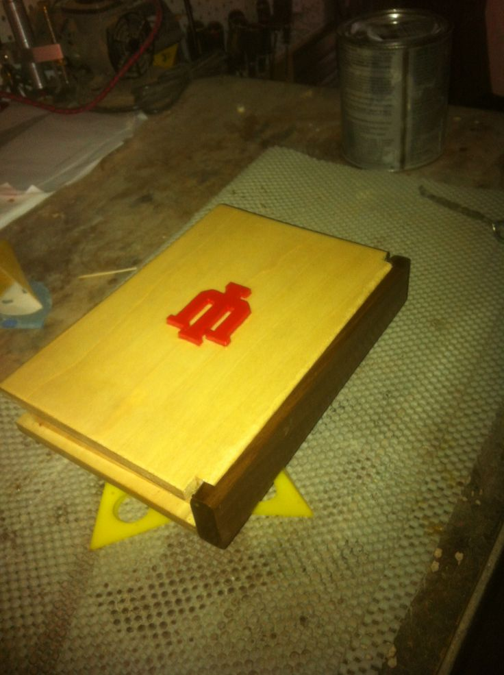 Another view of the IU box