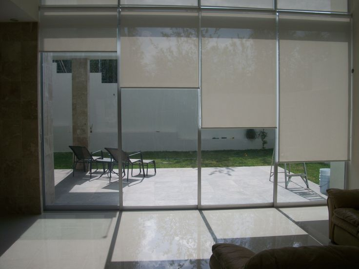 Cortinas Enrollables Screen