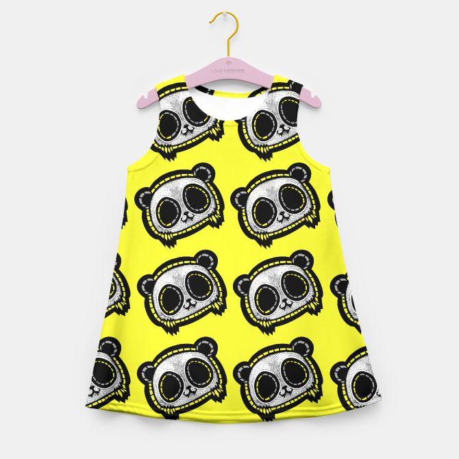 panda summer dress
