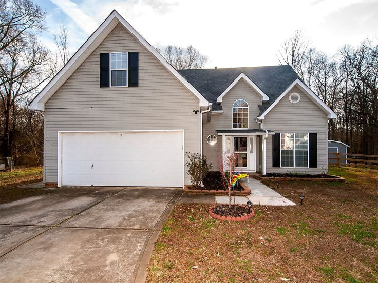 With No HOA, a .75 acre fenced in lot that backs up to walking trails/nature area and more upgrades than you can name, located in the Heart of Steele Creek and you have a special home.  This beautifully updated 4 bedroom/2.5 bath home has been renovate...