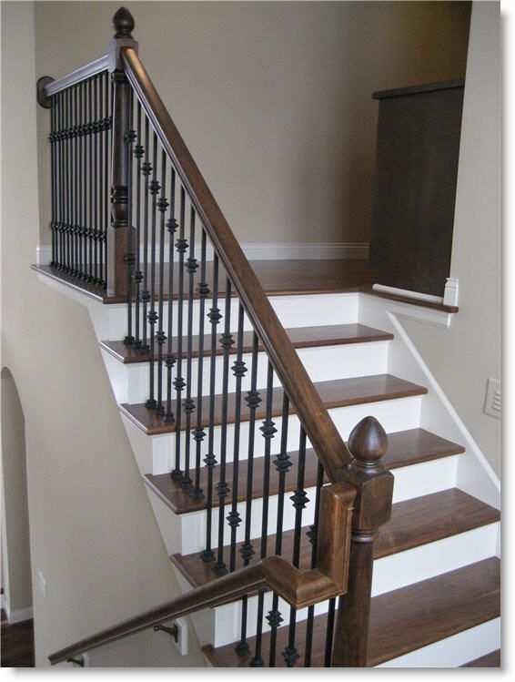 17 Best Images About Railing Ideas On Pinterest Wrought