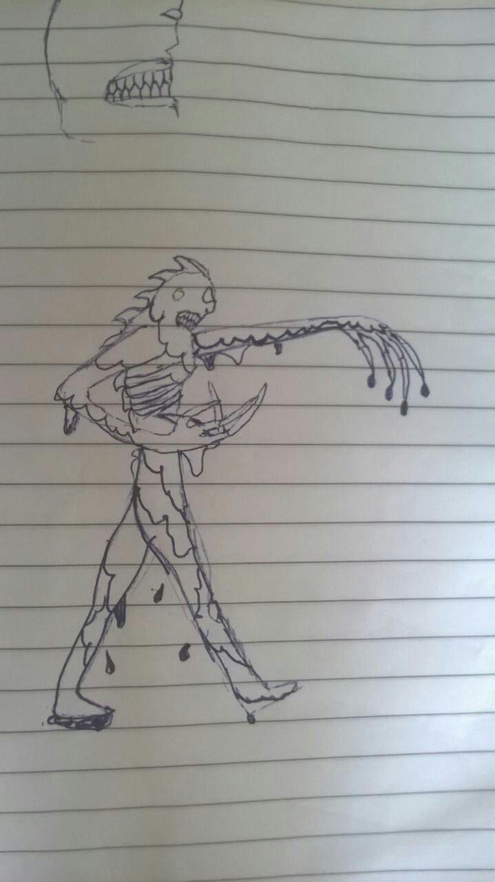 Monstro do rio de sangue