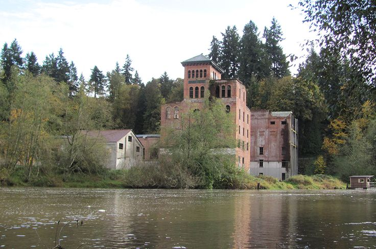 Old Olympia Brewery, Tumwater, Washington