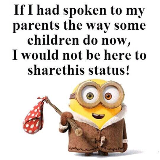 R.E.S.P.E.C.T. for parents