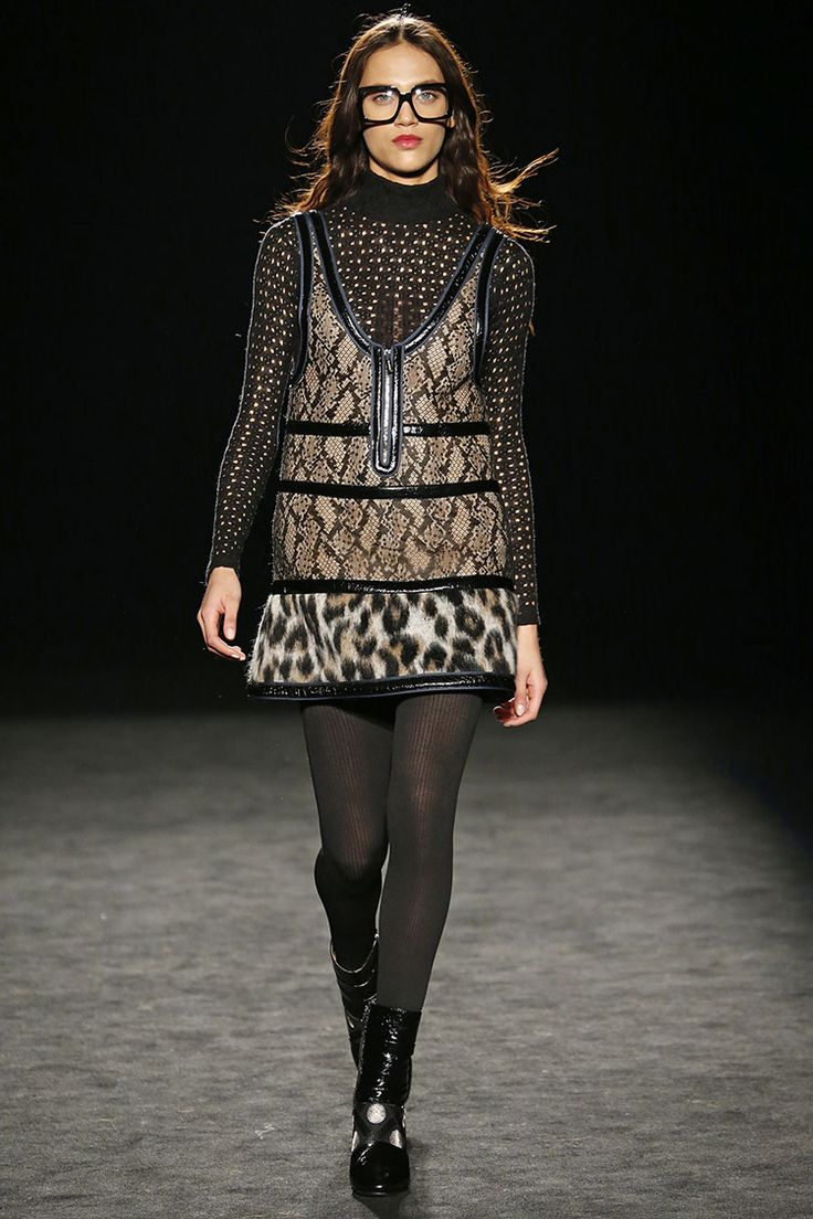 080 Barcelona fashion week. FW16/17 Custo_Barcelona