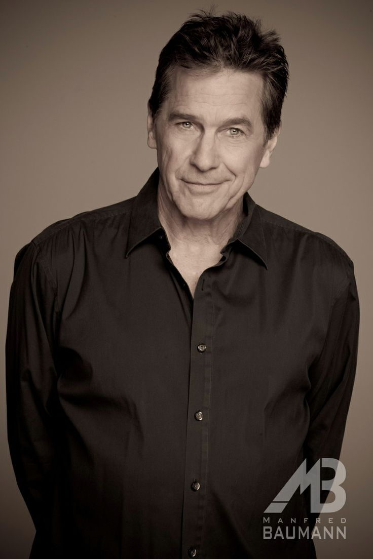 Tim Matheson photographed at Beachwood Studio in Hollywood on may 18, 2013 © ManfredBaumann