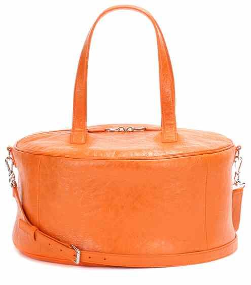 Air Hobo S leather shoulder bag | Balenciaga