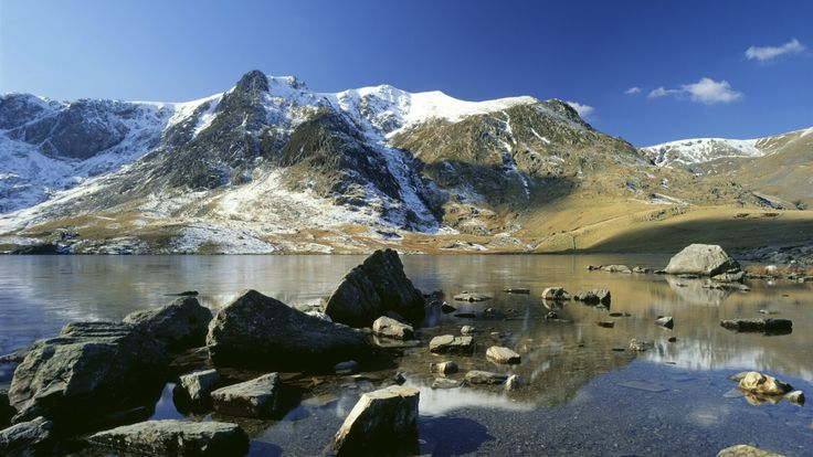 Discover the wild landscape around the National Trust's Carneddau and Glyderau, Bethesda, Wales