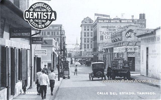Calle Estado Hoy C P A Emilio Carranza