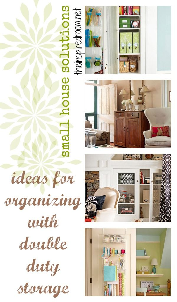 Organizing A Small House 198 best homemaking & organization images on pinterest
