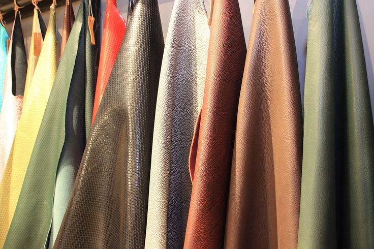 LINEAPELLE HIGHLIGHTS ON MATERIALS FW 17/18 #leather trends