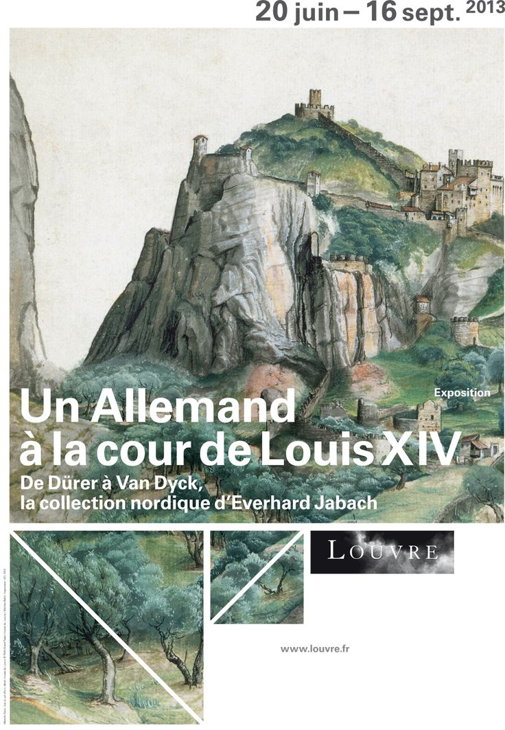 Exposition temporaire : http://www.louvre.fr/expositions/un-allemand-la-cour-de-louis-xivde-duerer-van-dyck-la-collection-nordique-d-everhard-jab Exhibition: http://www.louvre.fr/en/exhibitions/from-durer-to-van-dyck-jabach-northern-art-collection