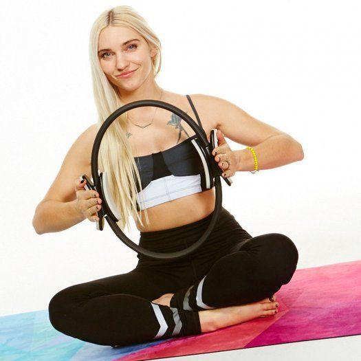 Pilates Mat Class Youtube: 717 Best Images About Pilates On Pinterest