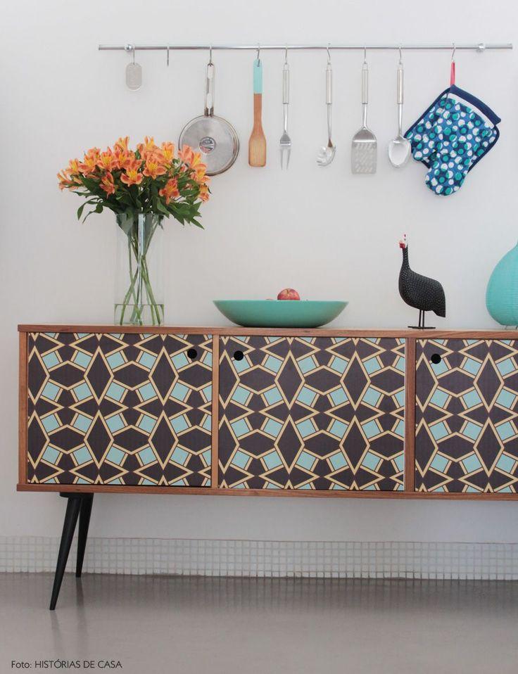 Aparador lindo ! #todacasatemumahistoria #cozinha #kitchen