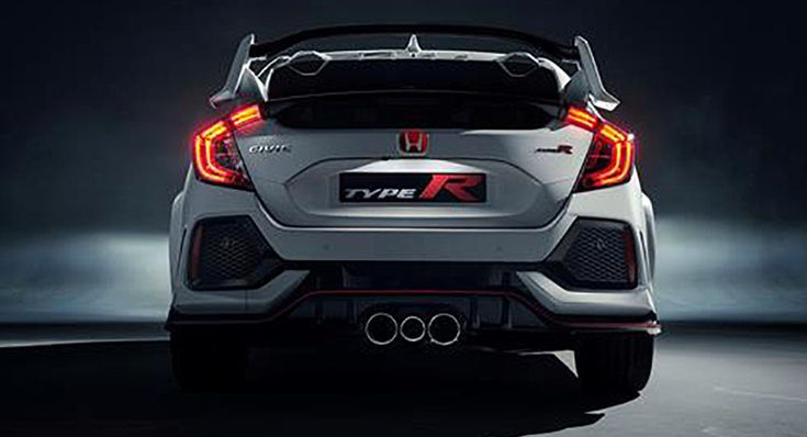 New 2018 Honda Civic Type R Production Hatch This Could Be It
