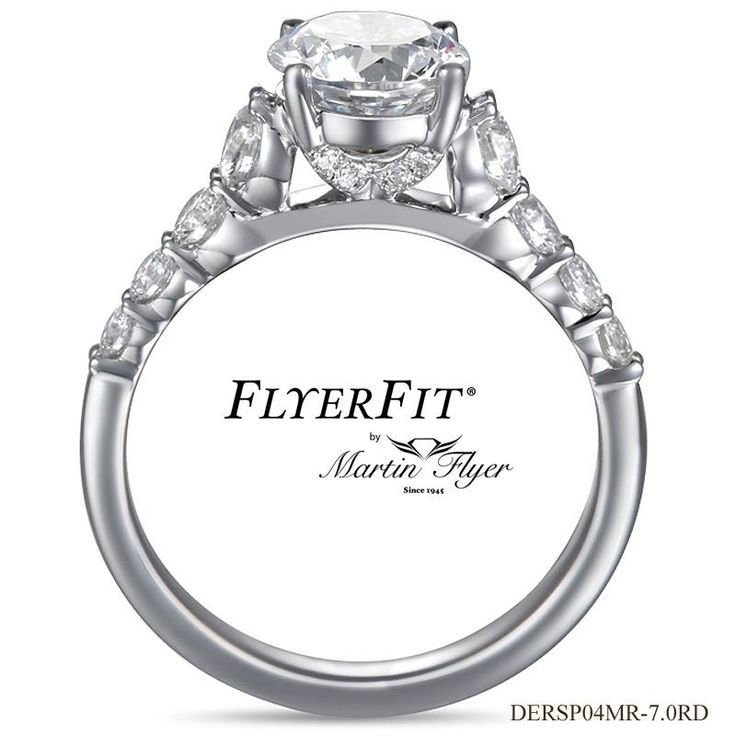 Love And Attention To Detail Can Be Found At The Heart Of Every Martin Flyer Engagement OmalleyBridal CollectionFlyersEngagement RingsAngles