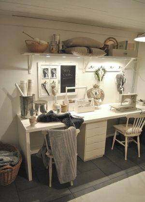 craft room by bronte.austen