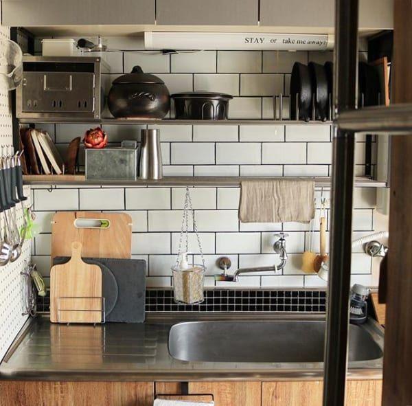 賃貸でも古くても大丈夫 キッチンリメイクで家事を劇的に楽しく