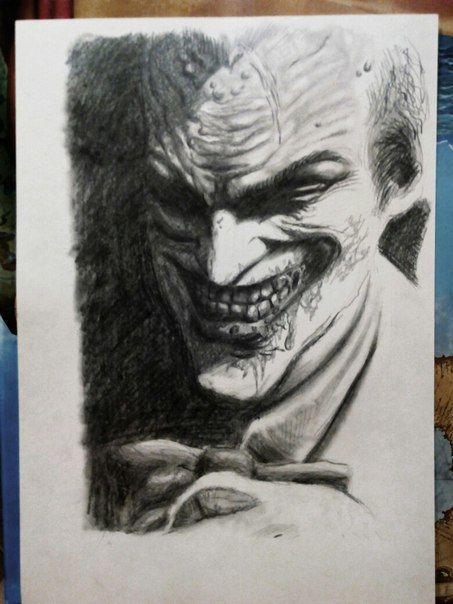 joker by Oksana Somova