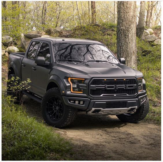 The eyes are the windows of the soul. – 2019 Ford Raptor #Raptor #Cars