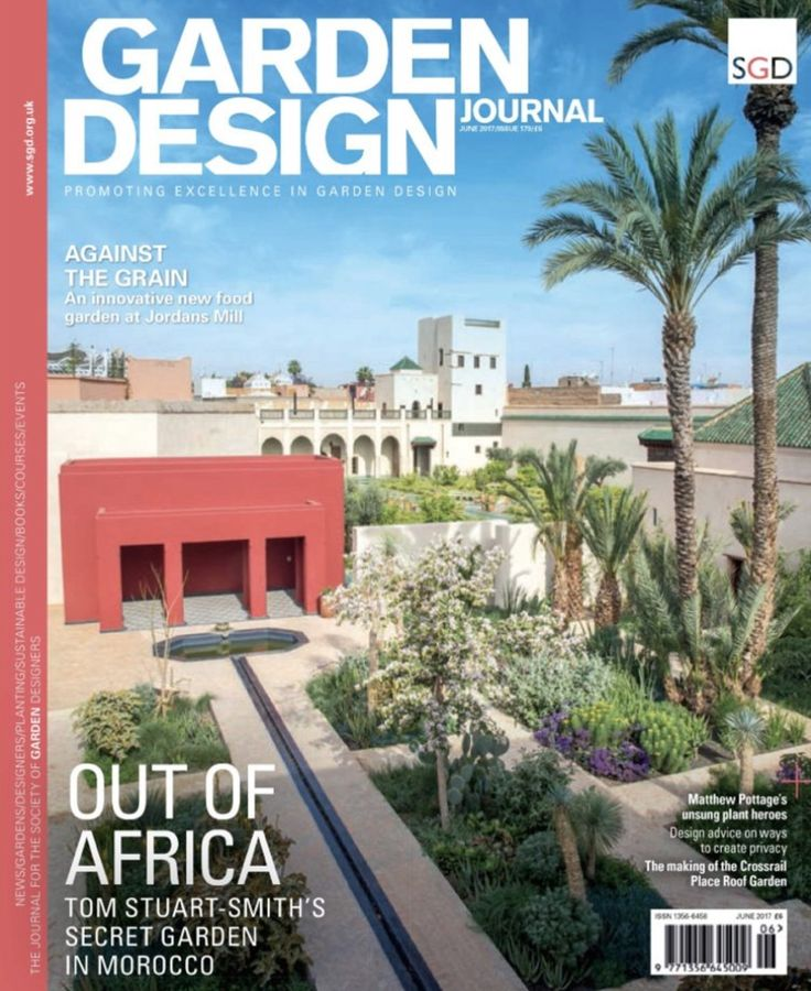 Delicieux Garden Design Journal   June 2017