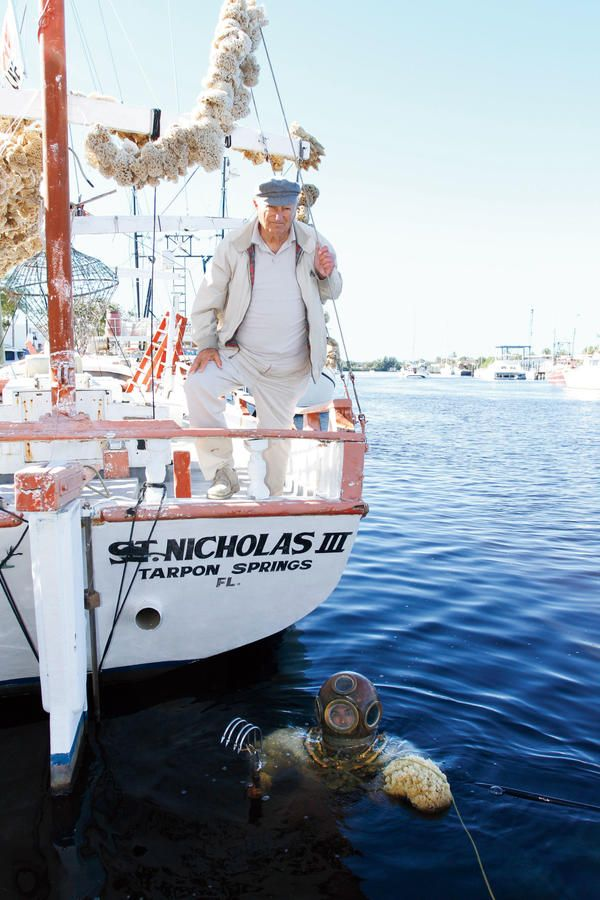 50 Undiscovered Places You'll Love in the South: Tarpon Springs