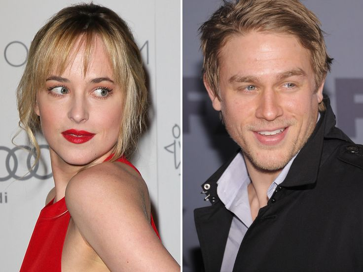 I don't know what all the fuss is about. They fit the characters perfectly! HOT HOT HOT! Dakota Johnson And Charlie Hunnam Cast As Leads In '50 Shades Of Grey' Movie