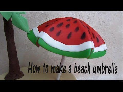 Umbrella Cake Molding
