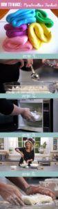 How To Make Marshmallow Fondant
