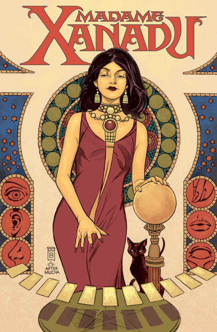 This jewlery is pretty fantastic. She looks like a queen when she piles it on. Amy Reeder Hadley/Penciler Images