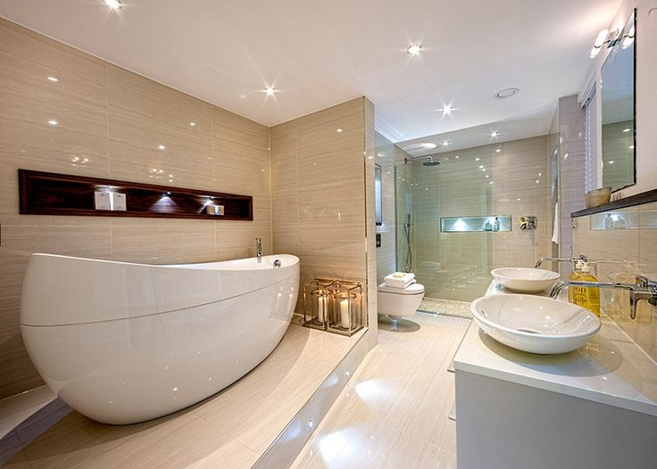 Wimbledon Village - 10 Houses  Bathroom - Freestanding Bath Tub
