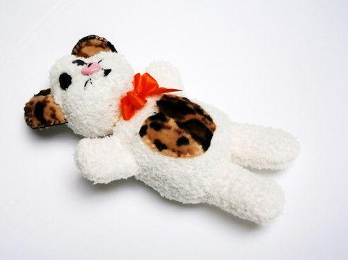 Ponožkáček medvídek. č.736 http://www.fler.cz/emilly-emm-2