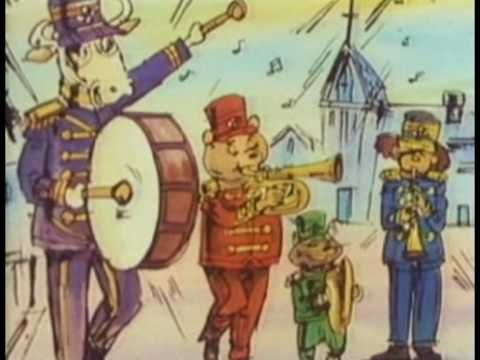 Los músicos de Bremen (Cuentos Clásicos)
