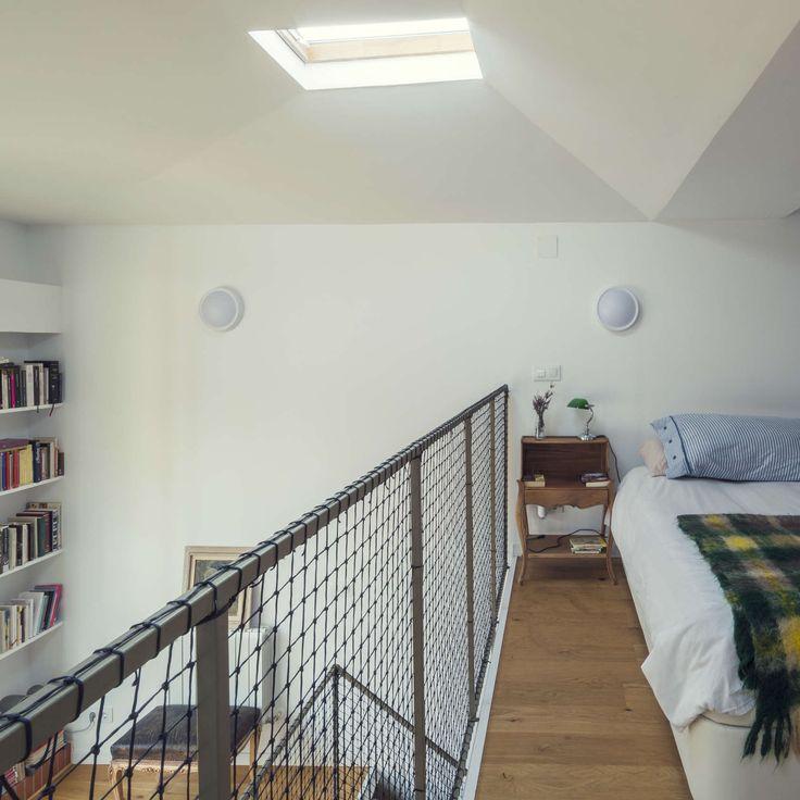 La trasformazione di una casa tradizionale in un'abitazione originale