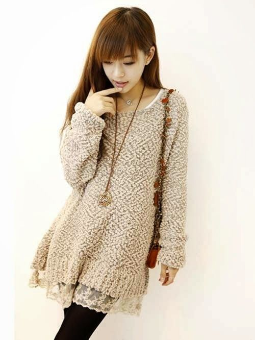 Winter Korean Clothing For Teens 2014 Korea