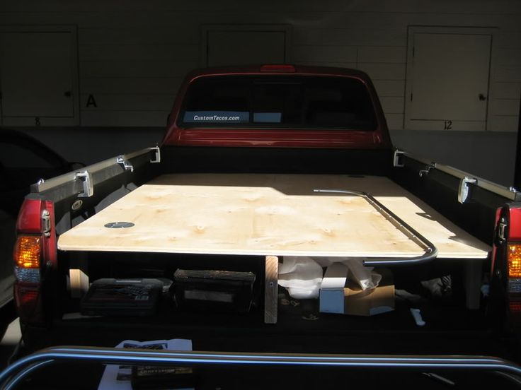 My Softopper and Sleeping Platform - Toyota Tacoma Forum
