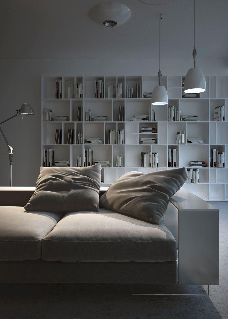 Lightpiece sofa —  Flexform