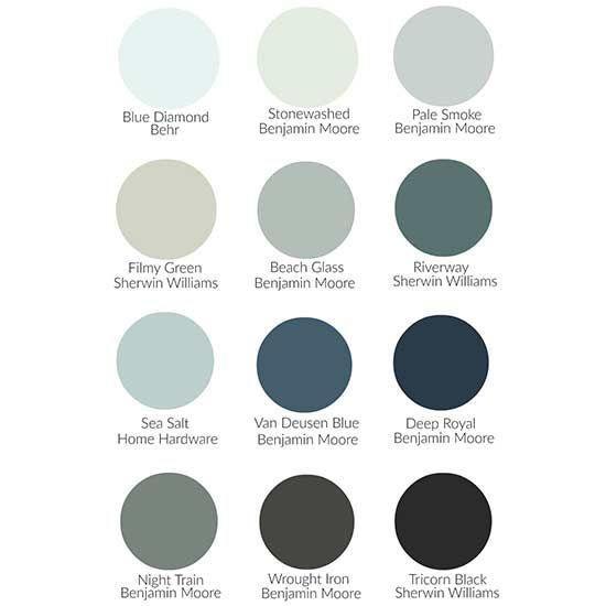 increbles colores para tus paredes interiores decoracin