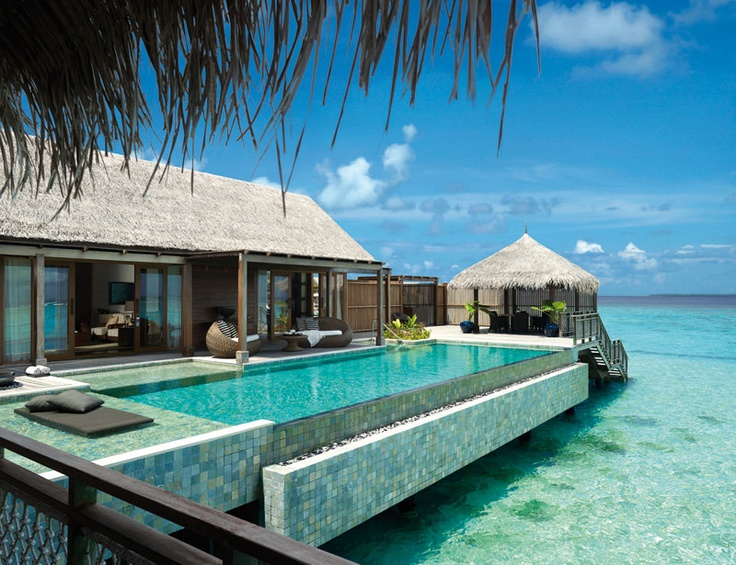 VILLINGILI RESORT & SPA (Maldivas)