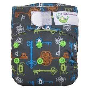 Sweet Pea Newborn All-in-One - Cloth Diapers Canada